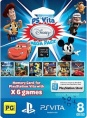 Memory Card 8Gb + Disney Mega Pack