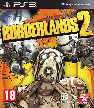Borderlands 2 (английская версия, PS3)