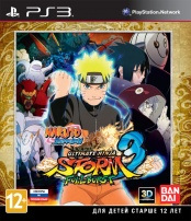 Naruto Shippuden: Ultimate Ninja Storm 3 (PS3) (GameReplay)