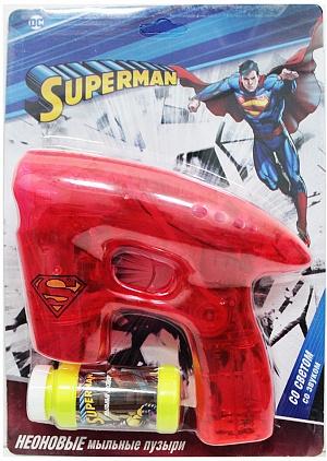 1toy Superman, мыльный пистолет