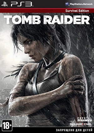 Tomb Raider. Survival Edition /ENG/ (PS3)