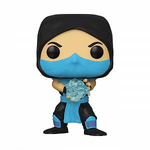 Фигурка Funko POP Games – Mortal Kombat: Sub-Zero фото