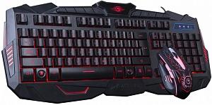 Проводной комплект Marvo KM400 (KM800) (клавиатура, мышь)