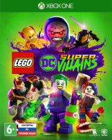 LEGO DC Super-Villains (Xbox One)