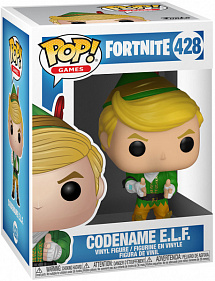 Фигурка Funko POP Games. Fortnite: Codename E.L.F.