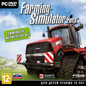 Farming Simulator 2013 (PC-Jewel)