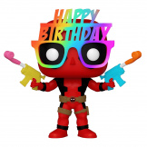 Фигурка Funko POP Marvel Deadpool 30th – Birthday Glasses Deadpool (Exc) (54687)