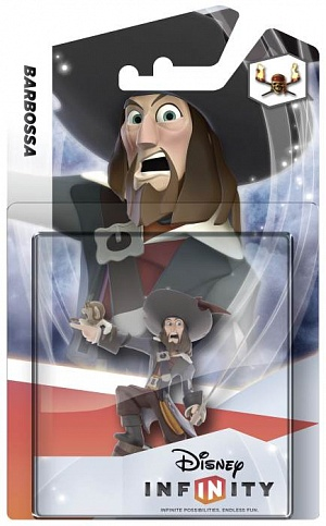 Disney Infinity: Barbossa