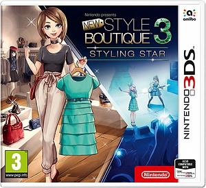 Nintendo presents: New Style Boutique 3 (3DS) фото