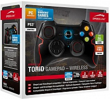 Геймпад Torid Wireless черный (PC)