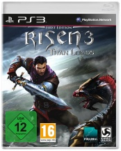 Risen 3: Titan Lords (PS3) (GameReplay)