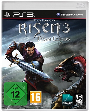 Risen 3: Titan Lords (PS3)