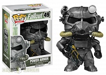 Фигурка Funko POP! Vinyl: Games: Fallout: Power Armor (Brotherhood of Steel) 5851