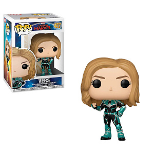 Фигурка Funko POP Marvel – Captain Marvel: Vers фото