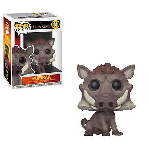 Фигурка Funko POP Disney: The Lion King – Pumbaa фото