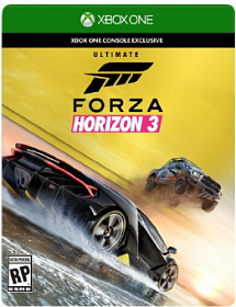 Forza Horizon 3 Ultimate (XboxOne)
