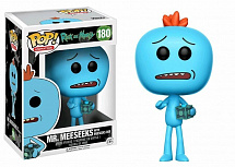 Фигурка Funko POP: Rick & Morty – Mr. Meeseeks w/ Box (Exc)