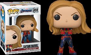 Фигурка Funko POP Marvel: Avengers Endgame – Captain Marvel