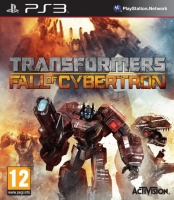 Transformers: Fall of Cybertron (PS3)