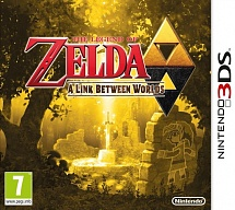 Legend of Zelda: A Link Between Worlds (3DS)
