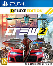The Crew 2. Deluxe Edition (PS4) (GameReplay)