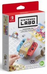 Nintendo Labo: комплект «Дизайн» Labo Customization Kit (Nintendo Switch)
