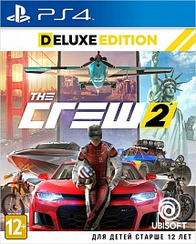 The Crew 2 Deluxe Edition (PS4)