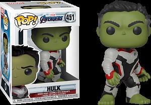 Фигурка Funko POP Marvel: Avengers Endgame – Hulk фото