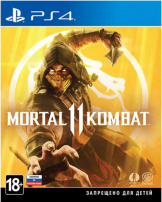 Mortal Kombat 11 (PS4) – версия GameReplay