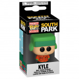 Брелок Funko Pocket POP South Park – Kyle (52464) (51640-PDQ)