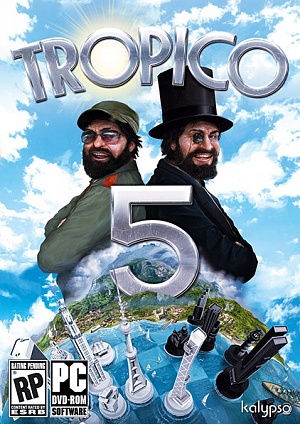 Tropico 5 (PC-DVD)