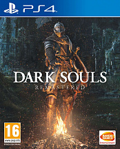 Dark Souls: Remastered (PS4) GameReplay)