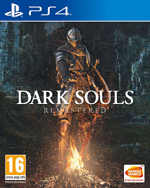 Dark Souls: Remastered (PS4) фото