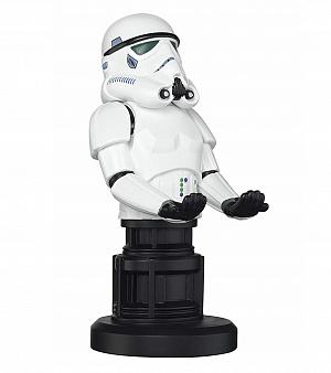 Держатель для геймпада / телефона Cable guy – Star Wars: StormTrooper фото