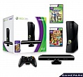 Скриншот Microsoft Xbox 360 (4 Gb) + Kinect + Kinect Adventures. + Kinect Sports: Season 2, 1