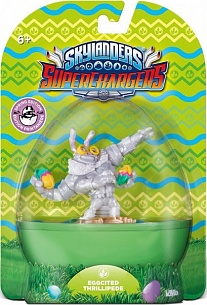 Skylanders SuperChargers суперзаряд - Eggcited THRILLIPEDE (стихия Life)