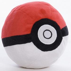 Плюшевая игрушка Мяч Покебол Pokemon, 8 см