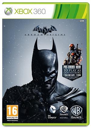 Batman: Arkham Origins (Xbox360)
