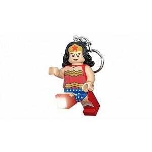 Брелок-фонарик для ключей LEGO Super Heroes - Wonderwoman