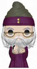 Фигурка Funko POP Harry Potter – Dumbledore w/Baby Harry (48067)