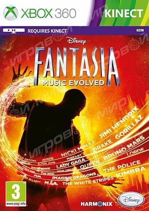 Disney Фантазия: Магия Музыки (Xbox360)