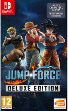 Jump Force. Deluxe Edition (Nintendo Switch)