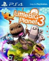 LittleBigPlanet 3 (PS4) (GameReplay)