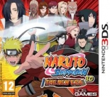 Naruto Shippuden 3D The New Era (3DS)