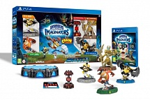 Skylanders Imaginators (стартовый набор СRASH EDITION) (PS4)