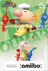 Amiibo: Super Smash Bros Collection Olimar