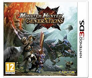 Monster Hunter Generations (Nintendo 3DS) фото