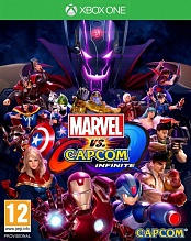 Marvel vs. Capcom: Infinite (Xbox One) (GameReplay)