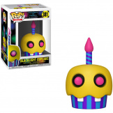 Фигурка Funko POP Games: FNAF Blacklight – Cupcake (Exc)