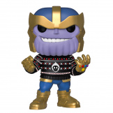 Фигурка Funko POP Marvel: Holiday – Thanos